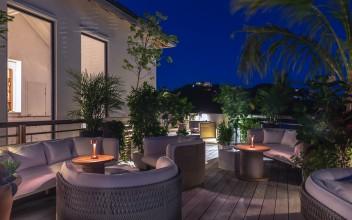 Le Barthelemy Hotel & Spa Roofop Bar @LaurentBenoit