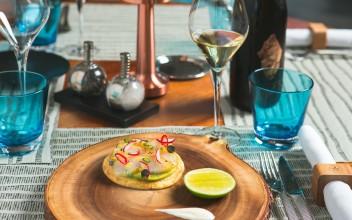 Le Barthélemy Hotel & Spa -Plat Chef1@Laurent Benoit