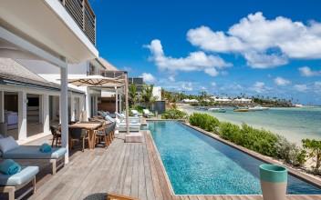 Le Barthélemy Hotel & Spa 32 - Villa Aqua & Blue @laurentbenoit