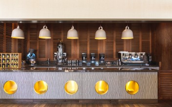 Le Barthelemy Hotel & Spa Coffee Corner @LaurentBenoit
