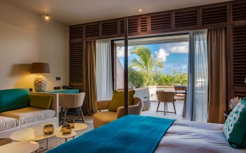 Le Barthélemy Hotel & Spa - Océan Lux Piscine Privée3@LarentBenoit