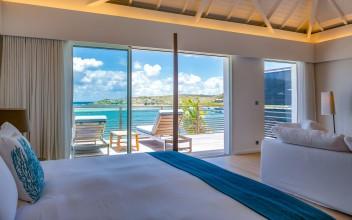 Le Barthélemy Hotel & Spa 116- Villa Aqua & Blue @laurentbenoit