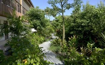 Le Barthelemy Garden
