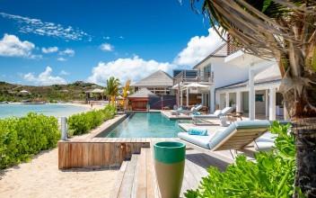 Le Barthélemy Hotel & Spa 40 - Villa Aqua & Blue @laurentbenoit
