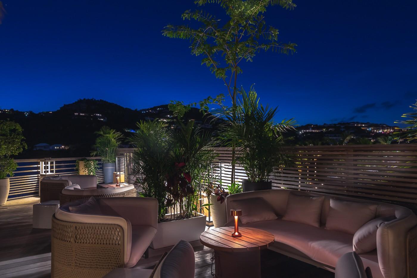 Le Barthélemy Hotel & Spa   Rooftop Bar @LaurentBenoit
