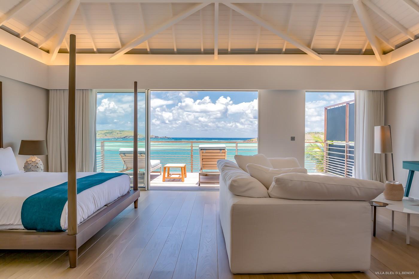 Le Barthélemy Hotel & Spa 112- Villa Aqua & Blue @laurentbenoit