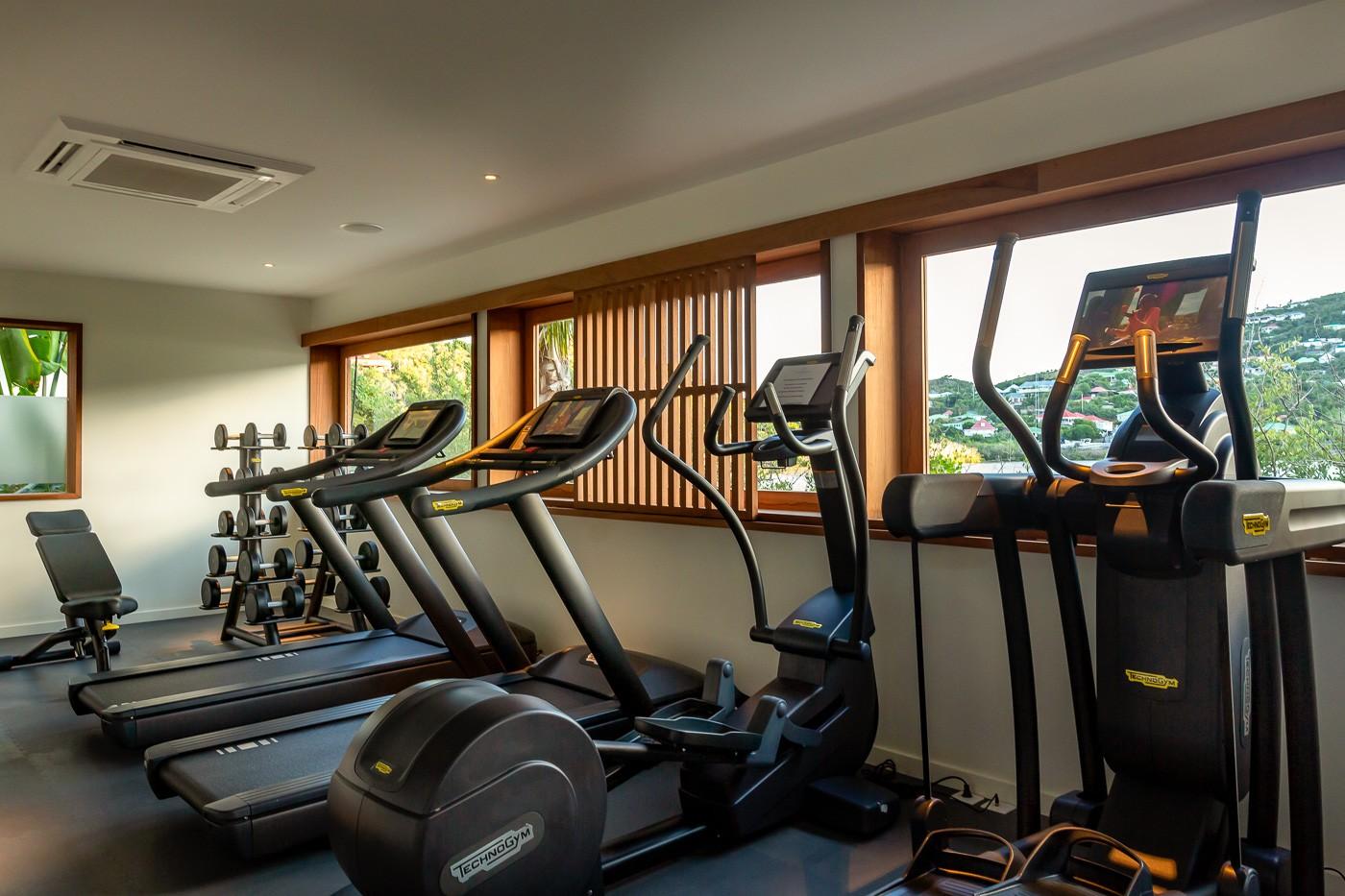 Le Barthélemy Hotel & Spa - Fitness1@Laurent Benoit