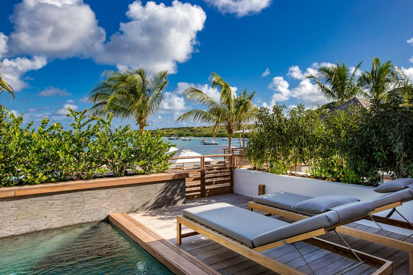 Le Barthelemy Hotel Spa Ocean Lux Piscine Privee4 Larentbenoit